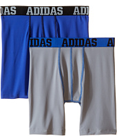 adidas Kids - Sport Performance ClimaLite 2-Pack Midway (Big Kids)