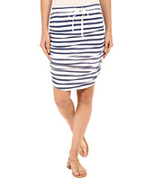 Splendid - Sunfaded Stripe Jersey Skirt