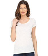 U.S. POLO ASSN. - Scoop Neck Solid T-Shirt