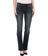 KUT from the Kloth - Natalie High Rise Bootcut Jeans in Unwavering w/ Euro Base Wash