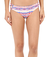 Roxy - Sea Stripe Knotted Scooter Tie Pants
