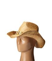 San Diego Hat Company - RHC1078 Raffia Cowboy Hat with Beaded Band