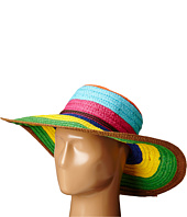 San Diego Hat Company - PBL3071 Striped Sun Brim Hat