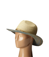 San Diego Hat Company - UBM4450 Panama Sun Hat with Sequin Trim