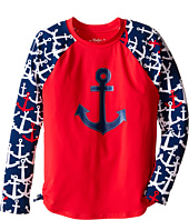 Hatley Kids - Anchors Rashguard (Toddler/Little Kids/Big Kids)