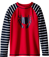 Hatley Kids - Graphic Crabs Rashguard (Toddler/Little Kids/Big Kids)