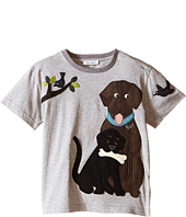 Dolce & Gabbana Kids - Dog Family T-Shirt (Toddler/Little Kids)