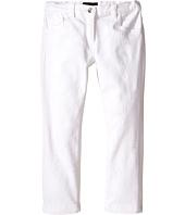Dolce & Gabbana Kids - Denim Pants in White/Denim (Toddler/Little Kids)