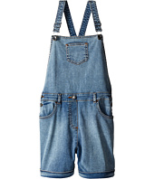 Dolce & Gabbana Kids - Denim Coveralls in Light Blue (Big Kids)
