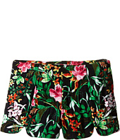 Ella Moss Girl - Helena Tulip Printed Shorts (Big Kids)