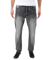 Kenneth Cole Sportswear - Experimental Denim Tapered in Grey Wash
