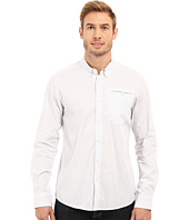 Kenneth Cole Sportswear - Long Sleeve Button Down Collar Besom Check