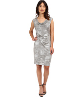 rsvp - Trapani Draped Dress