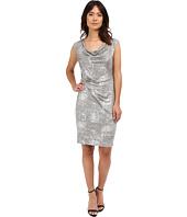 rsvp - Trapani Draped Dress