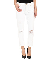 7 For All Mankind - Josefina w/ Destroy in Clean White 3