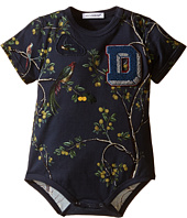 Dolce & Gabbana Kids - Cravat One-Piece (Infant)