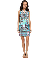 Hale Bob - Life's a Beach Dress with Button Detail