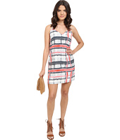Jack by BB Dakota - Filbert Tie-Dye Plaid Dress