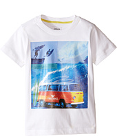 Armani Junior - Graphic T-Shirt with Van (Toddler/Little Kids/Big Kids)