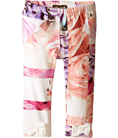 Roberto Cavalli Kids - All Over Printed Leggings with Bows (Infant)