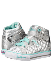 SKECHERS KIDS - Twinkle Toes - Shuffles Sweetheart Sole (Infant/Toddler/Little Kid)