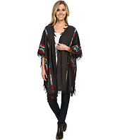 Scully - Ezri Cool Spring Evenings Embroidered Wrap