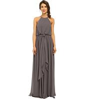Donna Morgan - Alana Drape Blouson Gown