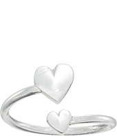 Alex and Ani - Romance Heart Wrap Ring