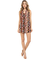 Michael Stars - Barcelona Crepe Print Tank Dress