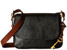 Harper Small Saddle Crossbody