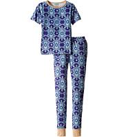 BedHead Kids - Short Sleeve Tween Snug PJ (Big Kids)