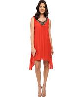 Christin Michaels - Vittoria Embellished Dress