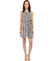 Kate Spade New York - Island Stamp Chiffon Dress