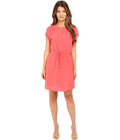 Kate Spade New York - Pintuck Silk Dress