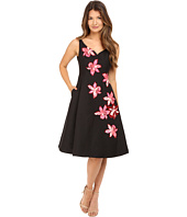 Kate Spade New York - Tiger Lily Applique Dress