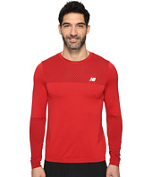New Balance - M4M Seamless Long Sleeve Top