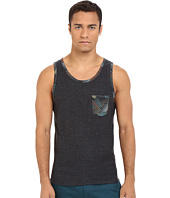UNIONBAY - Wave Reversible Printed Jersey Tank Top