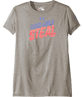 Under Armour Kids - UA Steal Bases Tee (Big Kids)