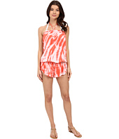 Lucky Brand - Fireworks Romper Cover-Up