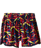 Ella Moss Girl - Kira Printed Woven Shorts (Big Kids)