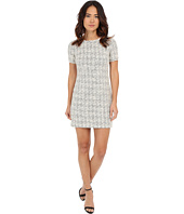 Nicole Miller - Summer Tweed Tee Dress