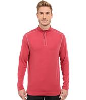 True Grit - Lightweight Tencel 1/2 Zip Pullover