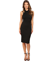 Versace Collection - Knitwear Dress with Embellished Straps