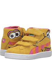 Puma Kids - Suede Mid Sesame Big Bird V PS (Little Kid/Big Kid)