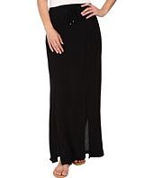 Splendid - Rayon Crinkle Gauze Maxi Skirt