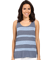 Splendid - Mixed Media Stripe Tank Top