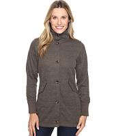 Woolrich - Alpine Wool Fleece Long Coat