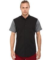 Publish - Hans - Premium Oxford Short Sleeve Button Up
