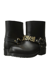 Just Cavalli - Rubber Rain Boot w/ Sliding Logo
