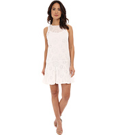 MICHAEL Michael Kors - Eyelet Godet Dress